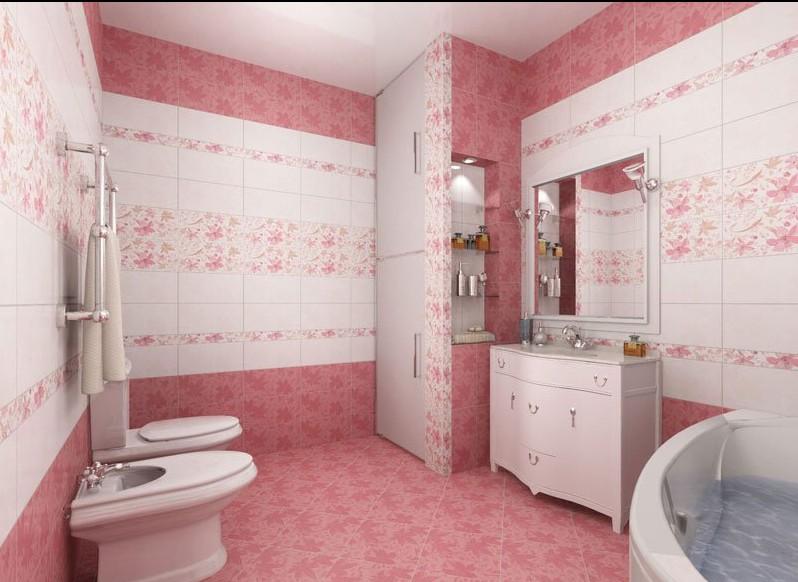 Плитка для ванной комнаты ирис дизайн